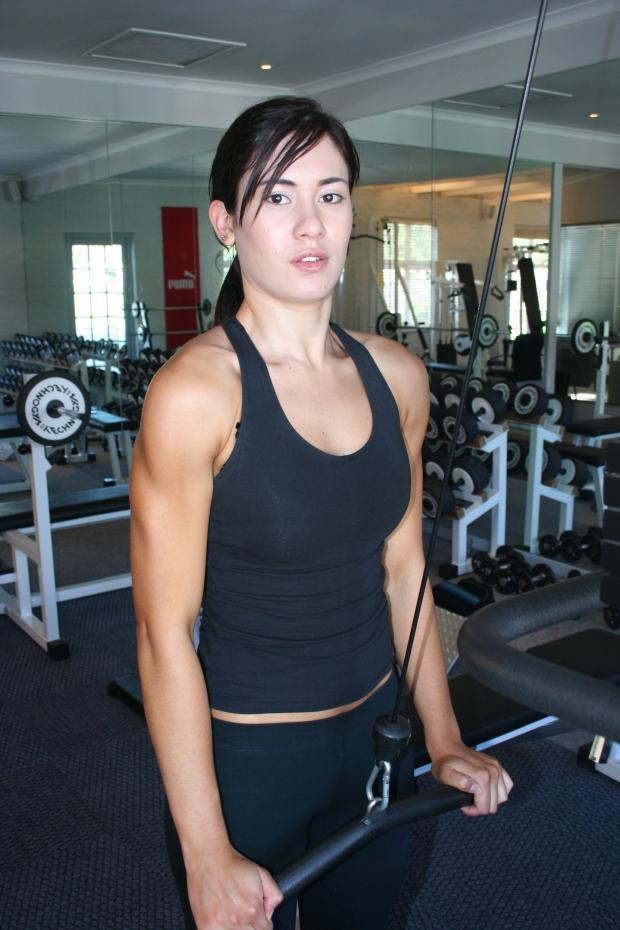 Carla's  fitness portfolio 2006 023