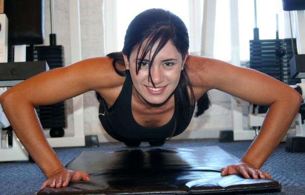Carla's  fitness portfolio 2006 057