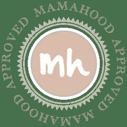 MAMAHOOD STAMPS (GREY)