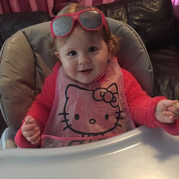 Cutie in sunglasses