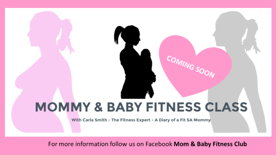 Mommy & Baby Fitness Class  ad