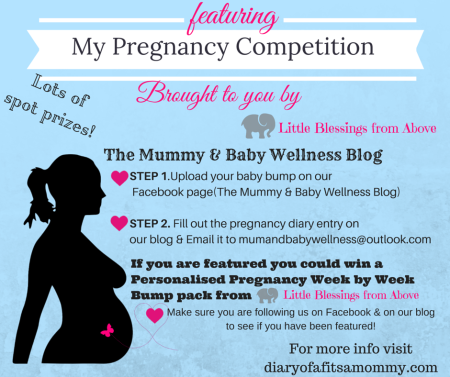 My pregnancy Competition